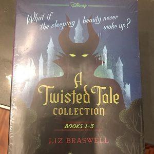 Disney: twisted tales book set